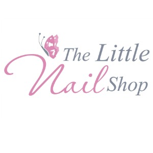 Little Nail Shop logo