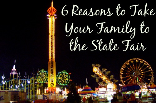 State Fair Midway 1
