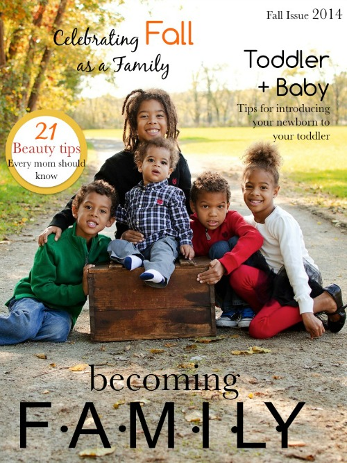 becoming family Fall 2014 cover