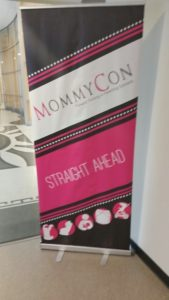 MommyCon Sign