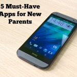 5 Must Have Apps for New Parents
