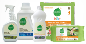 Seventh Generation Eco-friendly Products for Baby
