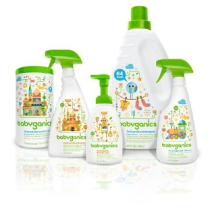 Babyganics Eco-friendly Products for Babies