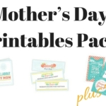 Mother's Day Printables Pack