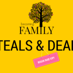 Steals & Deals for Family