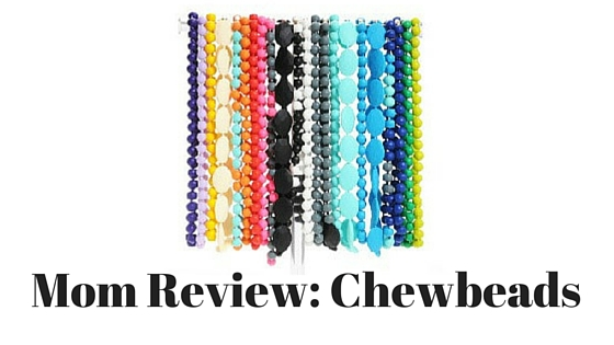 Mom Review- Chewbeads