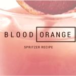 Blood Orange Spritzer