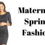 Spring Maternity Wardrobe