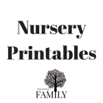 Becoming Family Free Printables