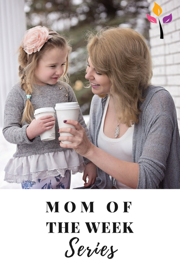 Mom of the Week Series on ExpectingMamasNetwork.com