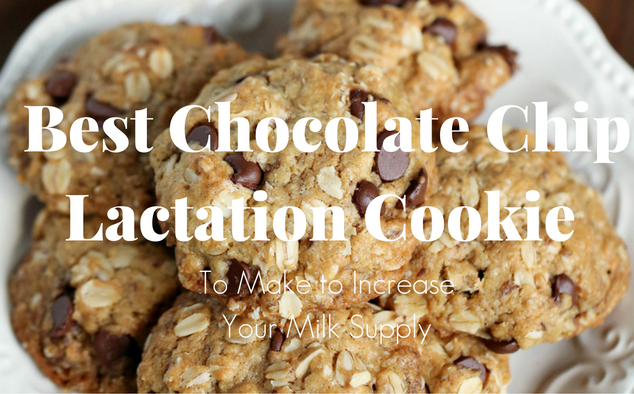 Best Lactation Chocolate Chip Cookie Recipe
