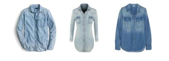 Wardrobe Basics that Transition to Fall