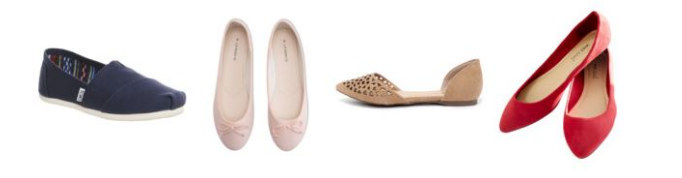 Transition to Fall Wardrobe Flat Shoes