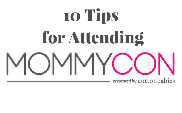 Tips for attending Mommycon