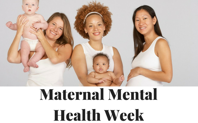 Maternal Mental Health Week