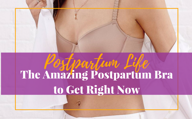 Your breast deserves the best. Here's the best postpartum bra on the market.