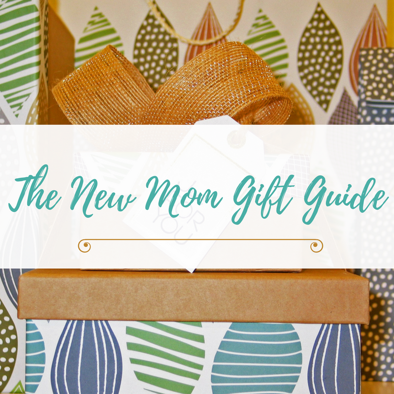 What does a new mama really what? Here's I want when it comes to gifts! The New Mom Gift Guide