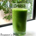 Going Green with Green Smoothies
