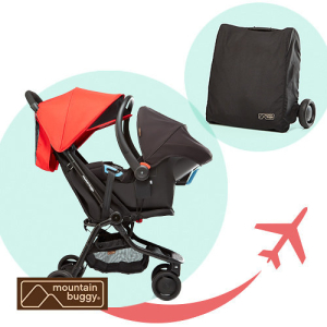 Zulily Mountain Buggy Nano Giveaway and Sale 1
