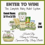Baby Bullet Giveaway