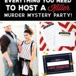 Host A Murder Mystery Party