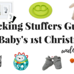 Baby Stocking Stuffers Guide for Baby's 1st Christmas