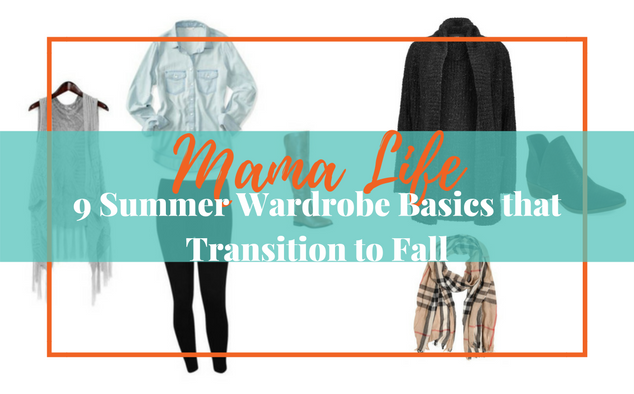 Create a better fall wardrobe while using your summer wardrobe as well. Here are some ways to transition your summer wardrobe into fall.