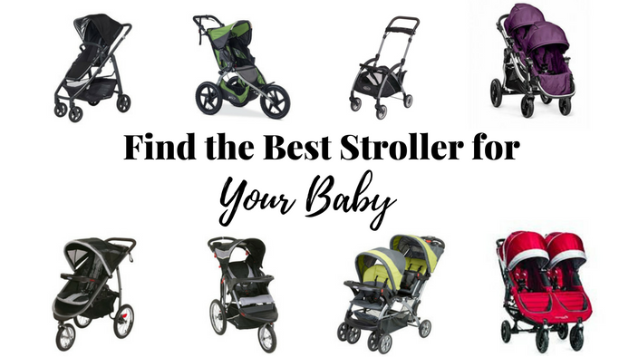 Looking for a stroller? Here are some questions you should ask yourself and what to consider to help you truly choose the best stroller for your baby