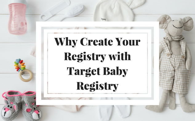 Why to Create Your Registry with Target Baby Registry