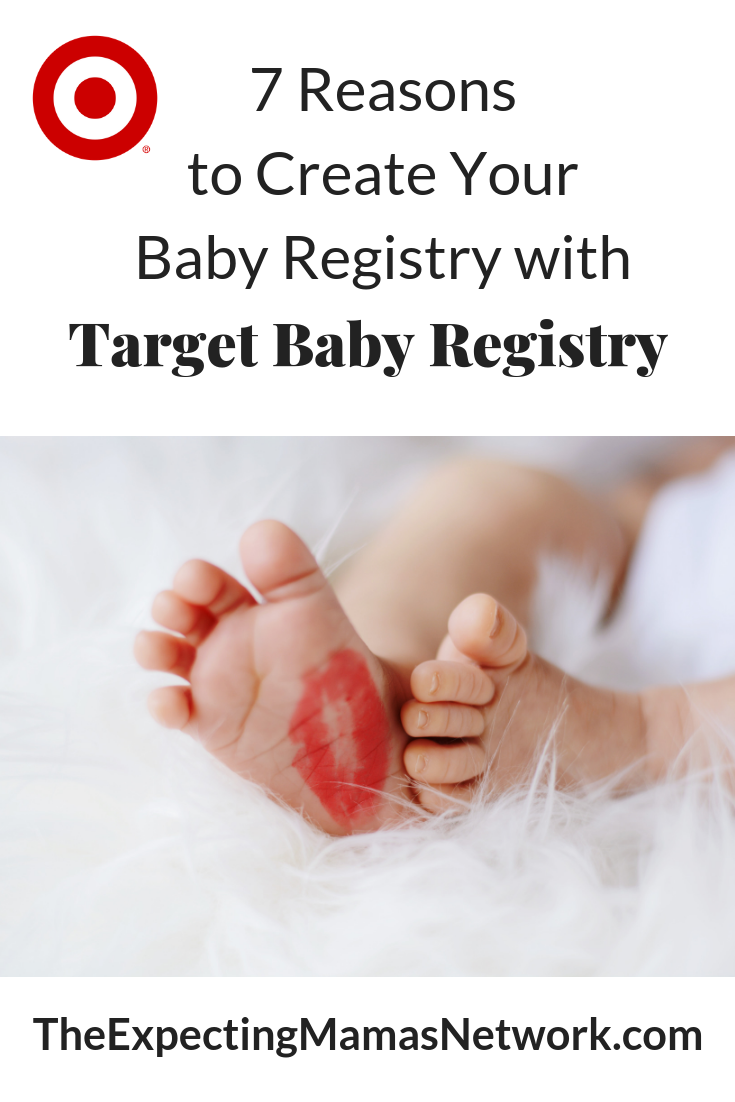 7 Reasons to Create Your Baby Registry with Target Baby Registry #babyregistry #targetregistry #pregnancy