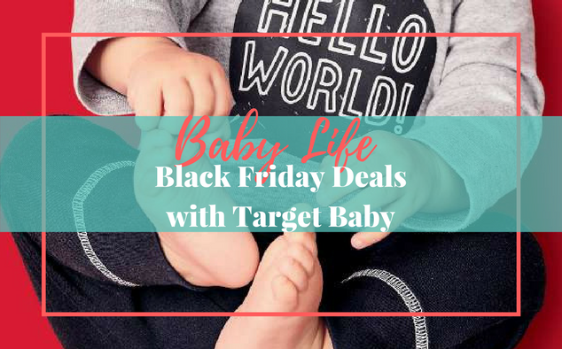 Black Friday Deals with Target Baby