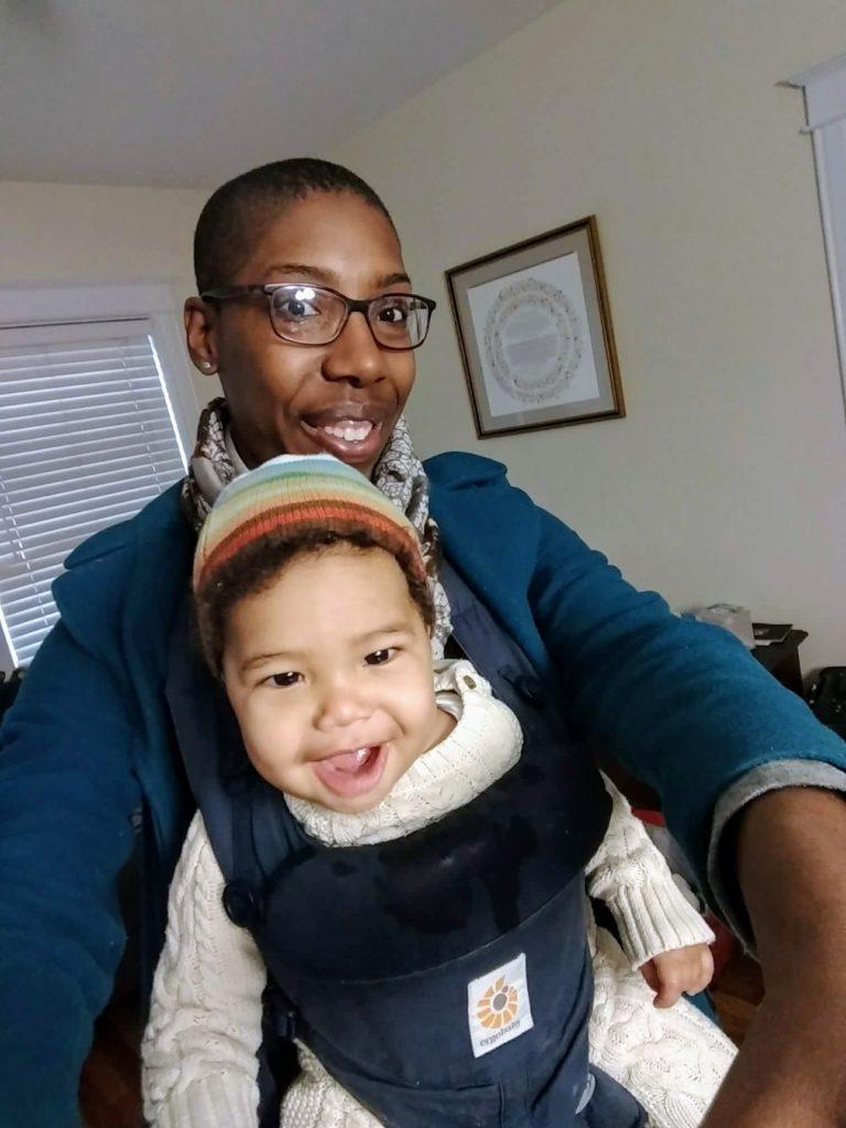 Babywearing Ergobaby Omni 360