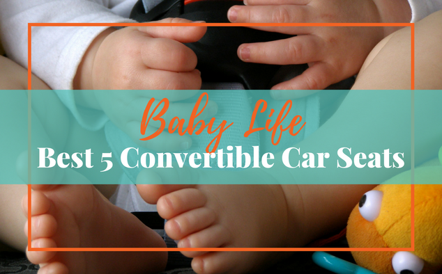 Looking for a convertible Car seat? Here are the top five to check out.