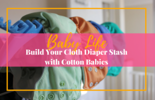 Build Your Cloth Diaper Stash with Cotton Babies