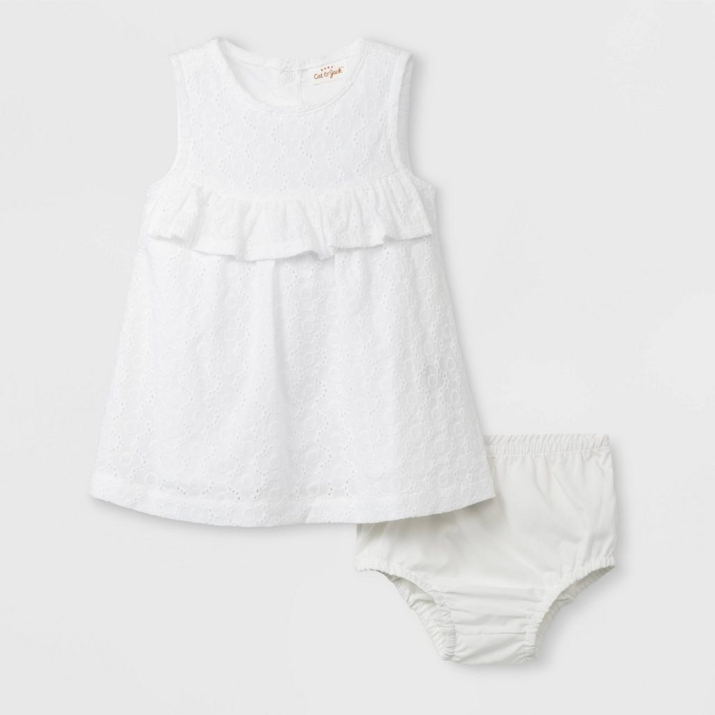 Baby Girl Easter Outfit Idea