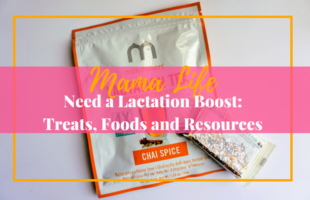 Need a Lactation Boost – Treats, Foods and Resources