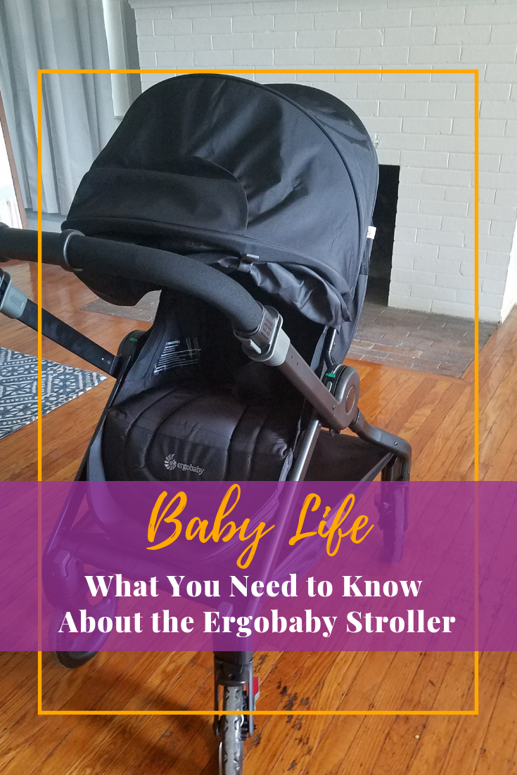 What You Need to Know About the Ergobaby Stroller #babylife #strollers #ergobaby