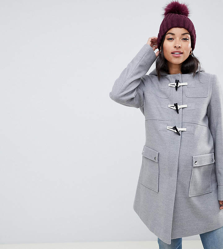 Toggle Maternity Winter Coat