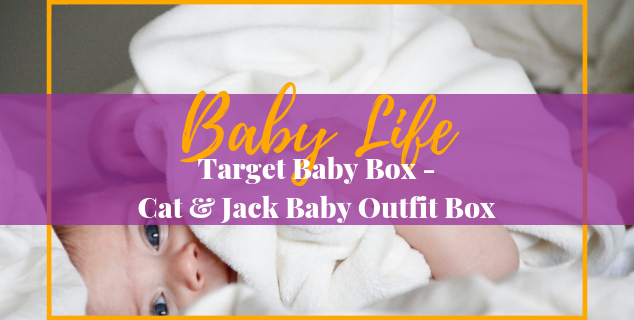 Target Baby Box – Cat & Jack Baby Outfit Box