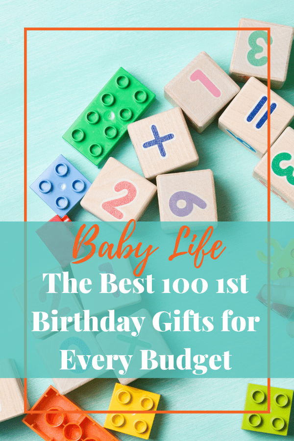 First Birthday Gifts Ideas